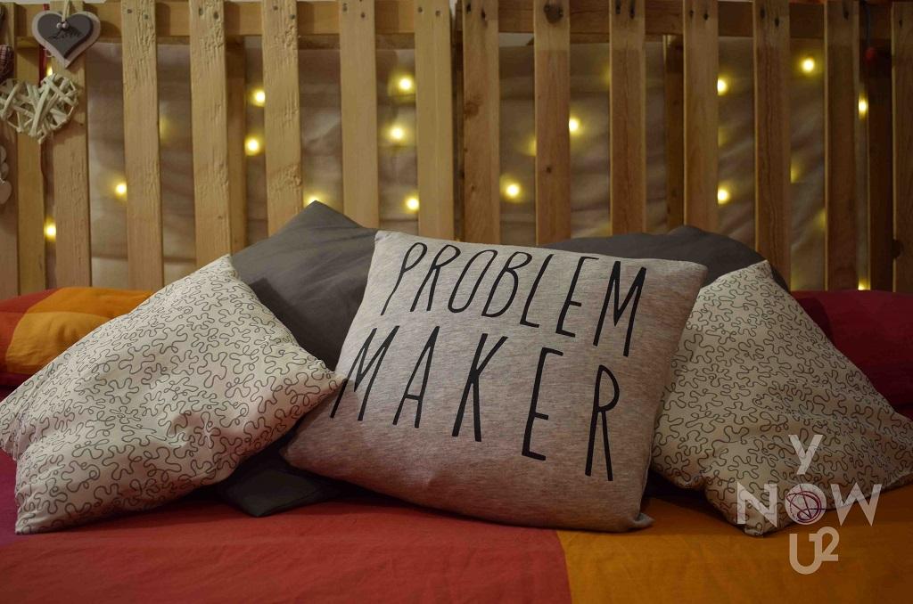 problem pillow case