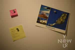 Magnetscrews: personalized magnets for your fridge